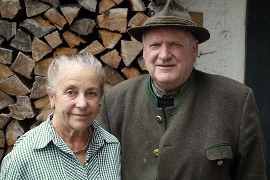 Gertraud und Alois Neumayer